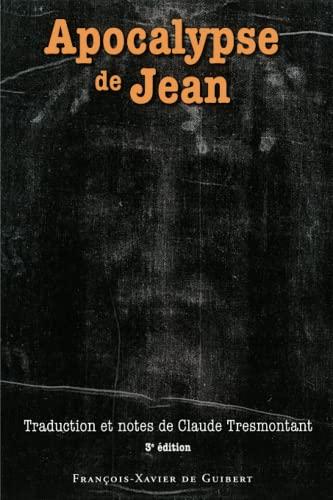 9782755400137: Apocalypse de Jean