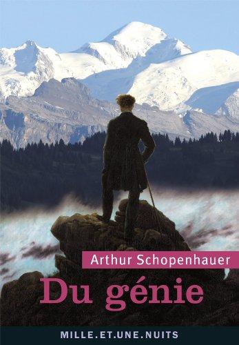 Du génie - Schopenhauer, Arthur