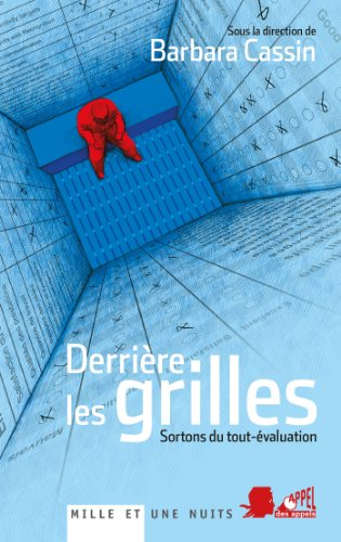 DERRIÈRE LES GRILLES : SORTONS DU TOUT-ÉVALUATION: CASSIN BARBARA