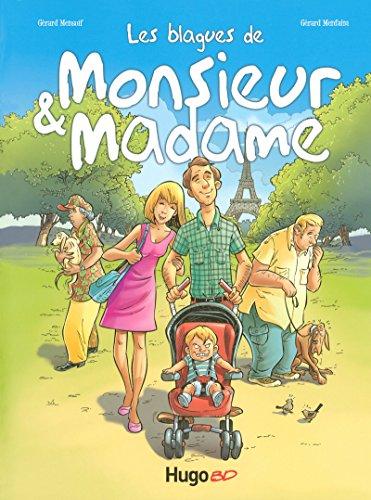 9782755603149: Les blagues de Monsieur et Madame