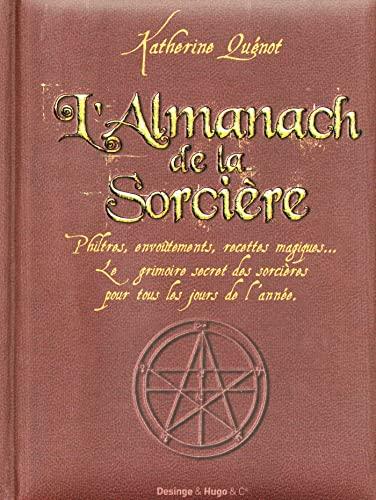9782755604252: L'almanach de la sorcière (French Edition)