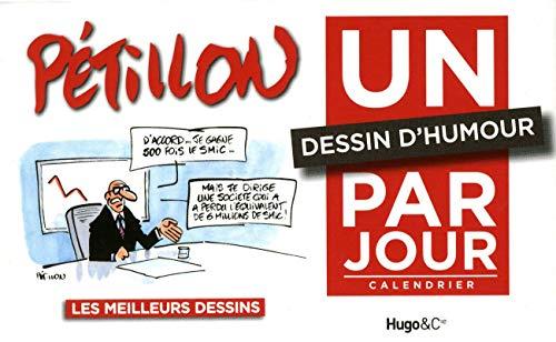 Dessin d'humour par jour 2011: Pétillon