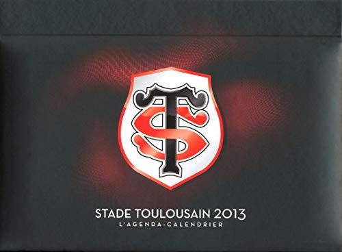 9782755609912: L'agenda-Calendrier Stade Toulousain 2013