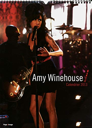 9782755610000: Calendrier Mural Amy Winehouse 2013