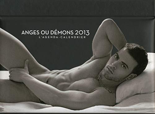 9782755610185: Anges ou démons hommes 2013 : L'agenda-calendrier