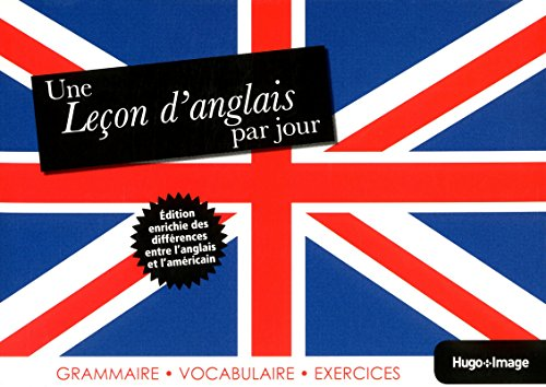 9782755610420: Une leçon d'anglais par jour 2013