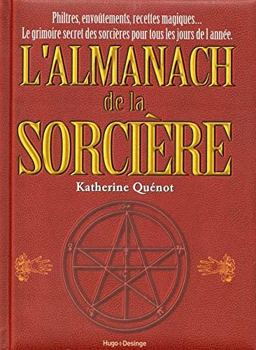 9782755610659: L' almanach de la sorcière