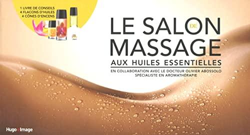 Salon de massage aux huiles essentielles: Olivier Abossolo