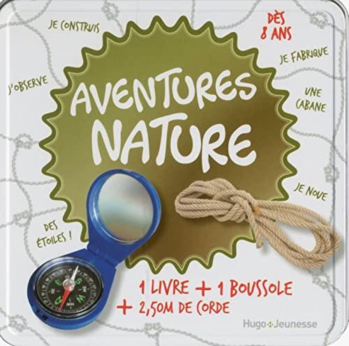 9782755611755: Boîte aventures nature