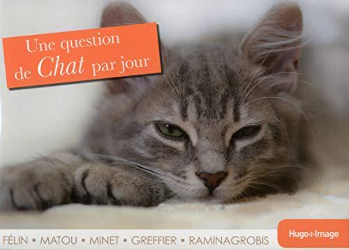 9782755612639: Une question de chats par jour 2014