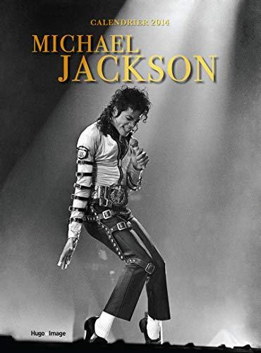 9782755612868: Calendrier mural Michael Jackson 2014
