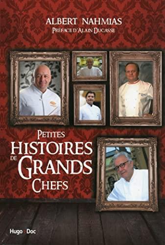 9782755613766: Petites histoires de grands chefs