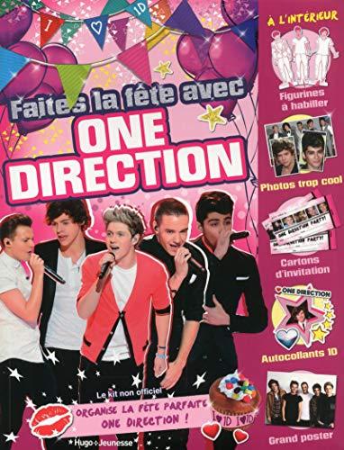 9782755613780: Faites la fête avec One Direction