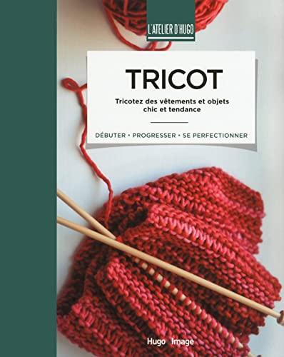 9782755614268: Tricot - L'atelier d'Hugo
