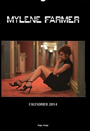 9782755614480: Calendrier mural Mylène Farmer 2014 : Dans l'intimité de la tournée TIMELESS