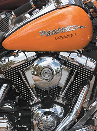 9782755616378: Calendrier mural Harley Davidson 2015