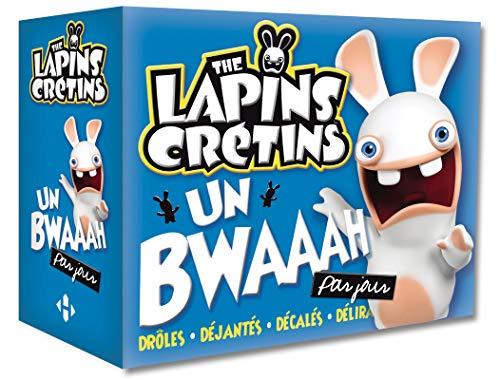 9782755616576: Lapins cr�tins Un Bwaaah par jour 2015