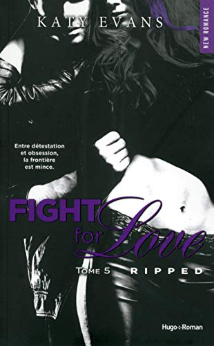 9782755617320: fight for love t.5 ; ripped