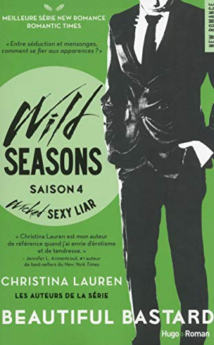 9782755617429: Wild Seasons Saison 4 Wicked sexy liar