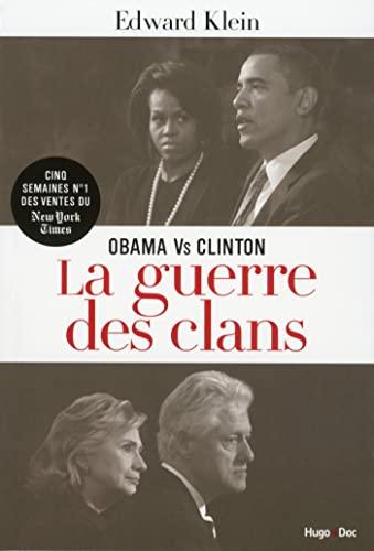 9782755617795: Obama vs clinton la guerre des clans