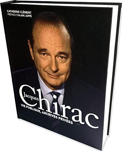 9782755618853: JACQUES CHIRAC VIE PUBLIQUE