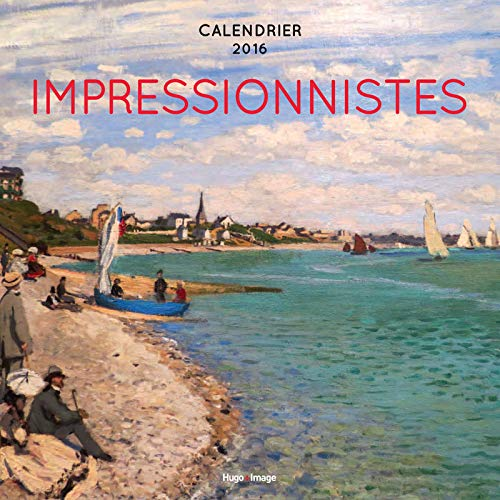9782755619201: Calendrier mural 2016 Impressionnistes