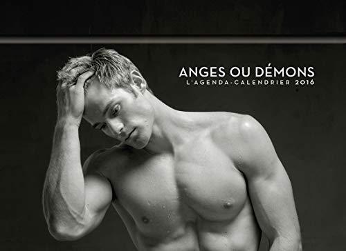 9782755619300: l'agenda-calendrier 2016 ; anges ou démons