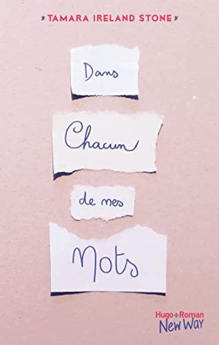 9782755623314: Dans chacun de mes mots (French Edition)