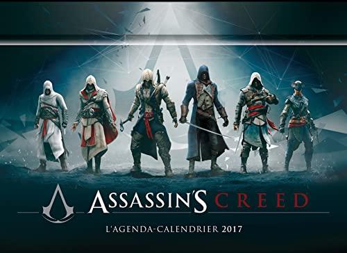 9782755626766: L'agenda-calendrier Assassin's Creed