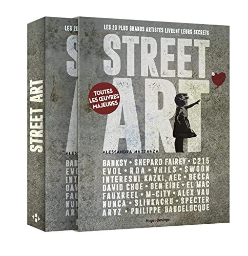 9782755635560: Street Art - Les 20 plus grands artistes livrent leurs secrets