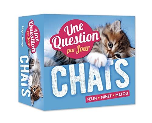 9782755638875: Une Question de chats par jour 2019
