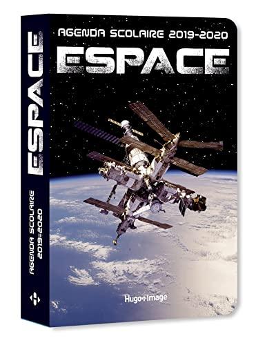 9782755641394: Agenda scolaire 2019-2020 Espace