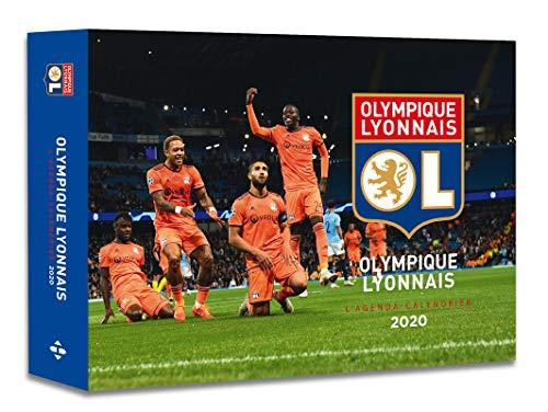 9782755642315: L'agenda-calendrier Olympique Lyonnais 2020