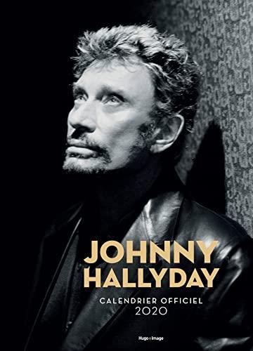 9782755642377: Calendrier mural Johnny Hallyday 2020