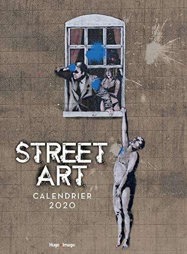 9782755642476: Calendrier mural Street art 2020