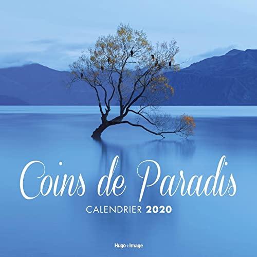 9782755642544: Calendrier mural Coins de paradis 2020