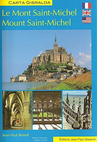 9782755800128: Le Mont St Michel Carta Gisralda Dépliant (French Edition)