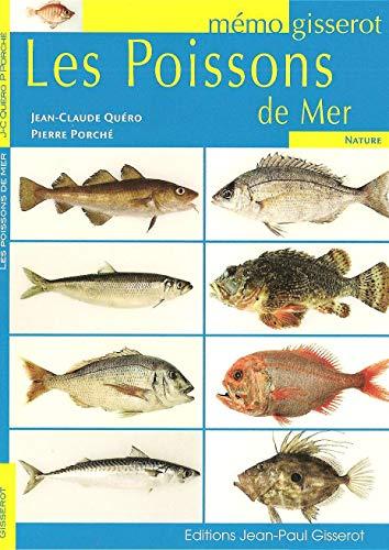 9782755800678: Les poissons de mer (Mémo Gisserot)