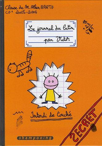 9782756001395: Le journal du lutin par Victor
