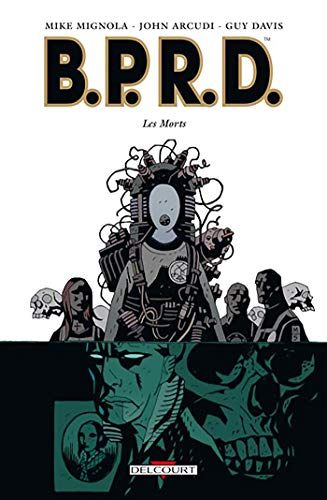 9782756003788: BPRD, Tome 4 (French Edition)