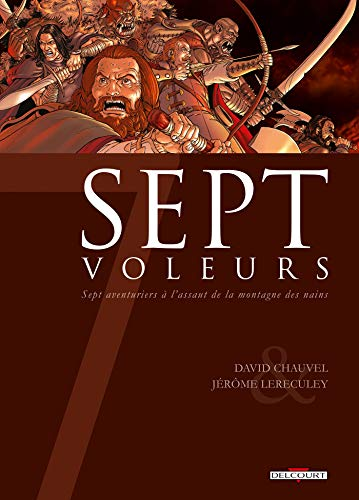 9782756003849: Sept voleurs (French Edition)