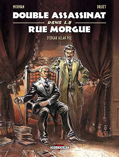 9782756004693: Double assassinat dans la rue Morgue