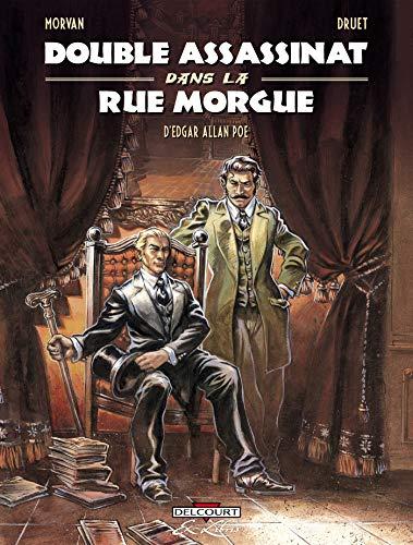 9782756004693: Double assassinat dans la rue Morgue (French Edition)