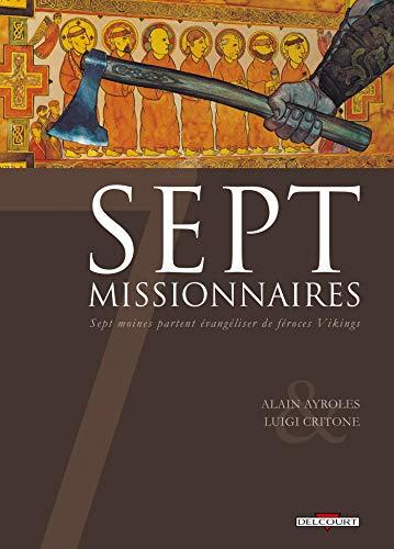 9782756006437: Sept Missionnaires