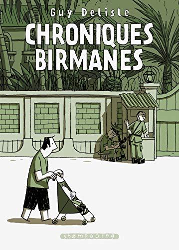 9782756009339: Chroniques birmanes (Shampooing)