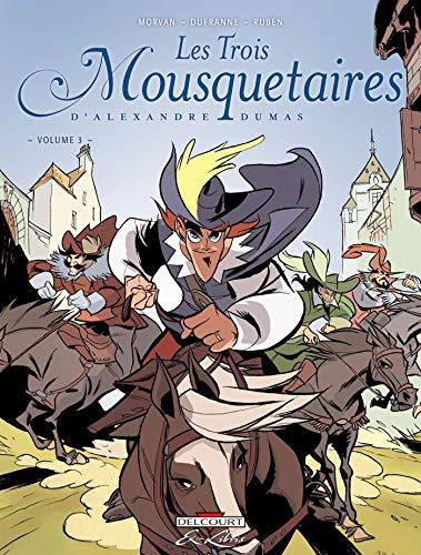 Les Trois Mousquetaires, Tome 3 : Alexandre Dumas