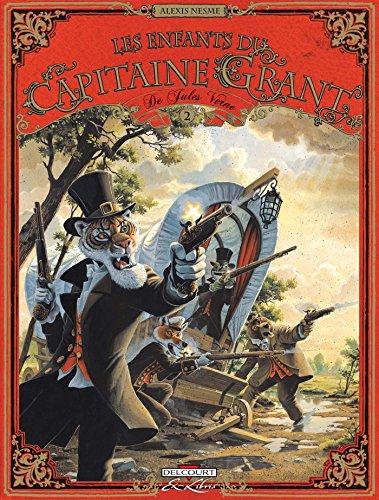 9782756010540: Enfants du Capitaine Grant de J. Verne T02 (DELC.EX LIBRIS)