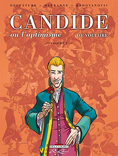 9782756010748: Candide Ou L'optimisme: 1 (French Edition)