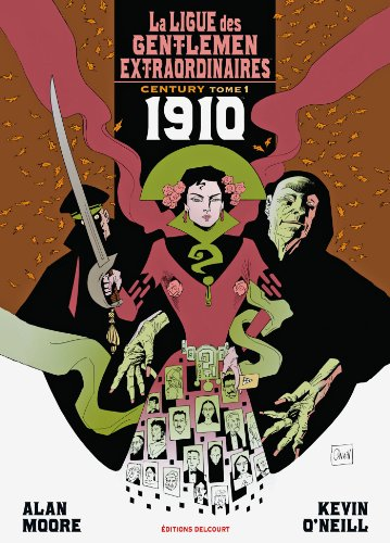 La ligue des gentlemen extraordinaires, Century 1 (French Edition) (2756011371) by KEVIN O'NEILL ALAN MOORE