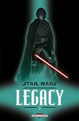9782756012940: Star Wars Legacy, Tome 3 : Les griffes du dragon